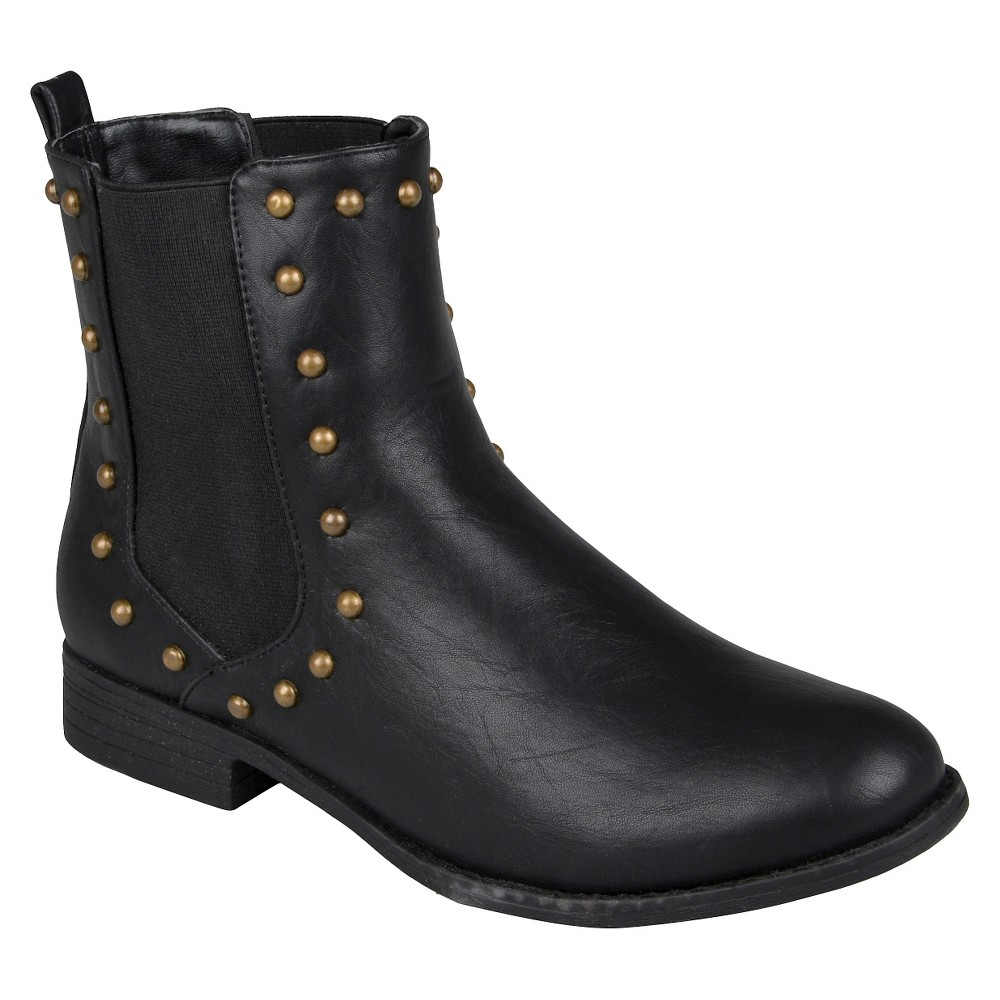 Womens Hailey Jeans Boots - Black 6