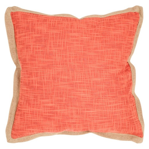 Red Set Throw Pillow - Safavieh? : Target