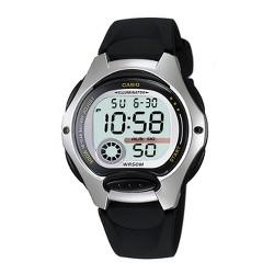 Women's Digital Watch Black LW200-1AV - Casio®