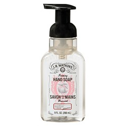 J.R. Watkins Grapefruit Foaming Hand Soap - 9oz
