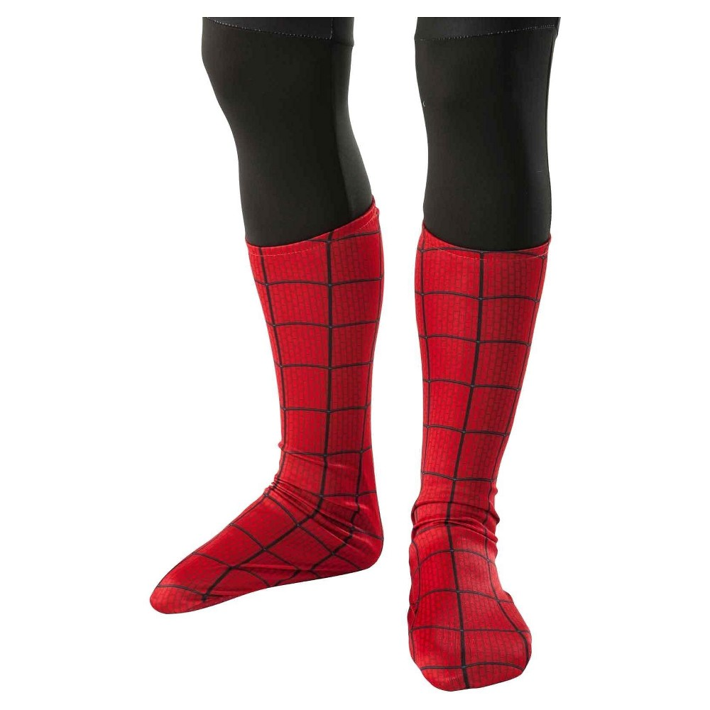 Boys Amazing Spider-Man 2 Kids Boot Tops - One Size Fits Most