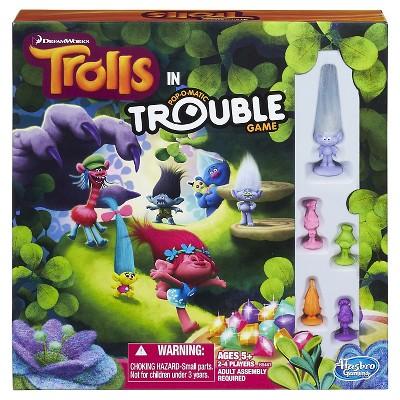 Trolls In Trouble Board Game