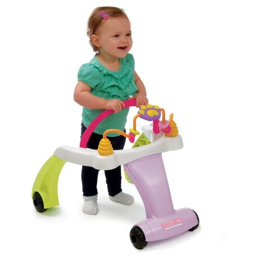 kolcraft baby sit step 2 1 activity center pink target. Black Bedroom Furniture Sets. Home Design Ideas