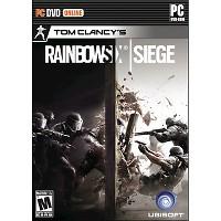 Tom Clancy's Rainbow Six Siege for PC Game
