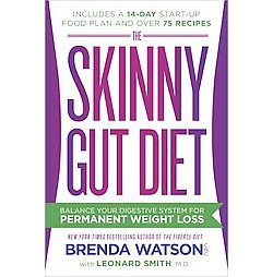 The Skinny Gut Diet (Hardcover)