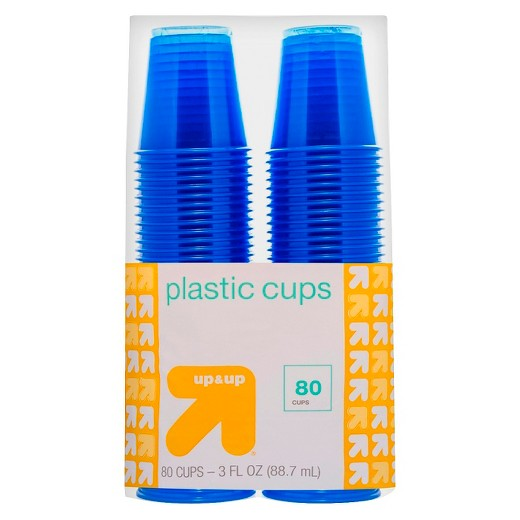 Disposable Plastic Cups   3 oz. Disposable Plastic Cups   3 oz   80 Count   up   up    Target