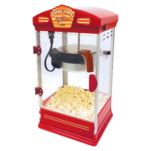 About This Item Details Shipping Returns Q A Cuizen S Tabletop Popcorn Popper
