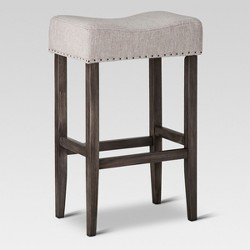 "Rumford Saddle 29"" Barstool - Threshold™"