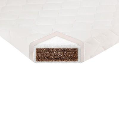 babyletto coco core nontoxic crib mattress with organic cotton cover - Non Toxic Mattress