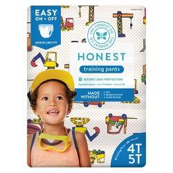 Honest Company Training Pants - Construction Zone (Select Size)