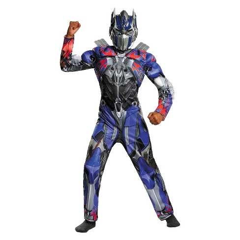 Transformers 4 Age of Extinction Boys' Optimus Prime Muscle Costume - image 1 of 1