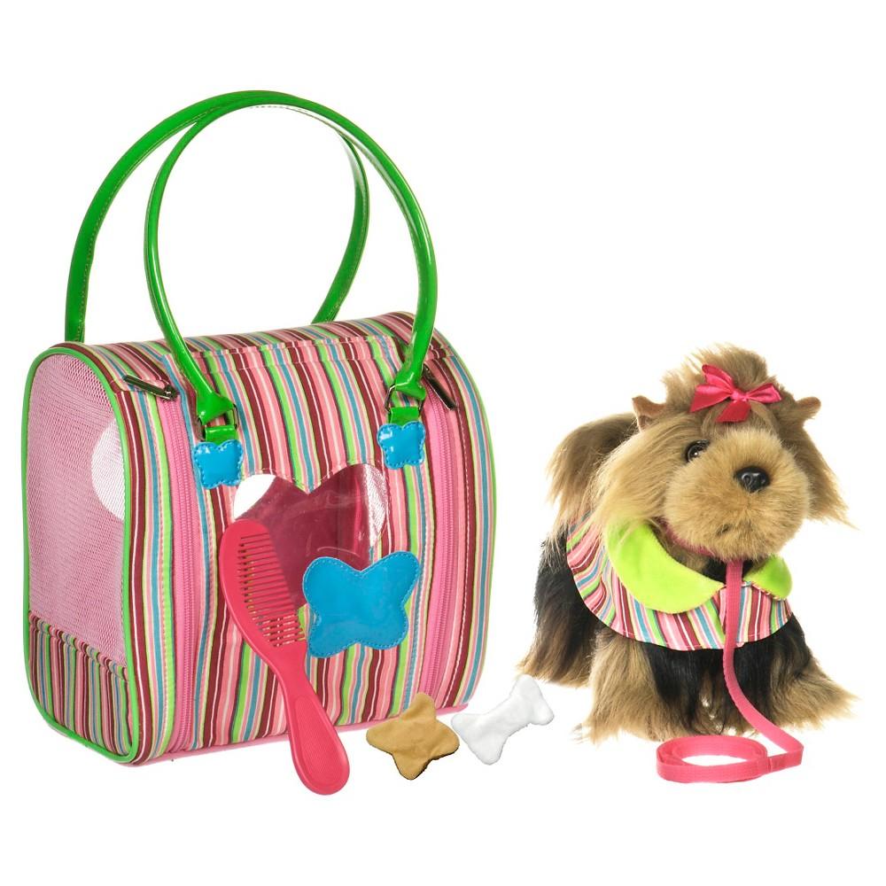 Pucci Pups Twin Bags, Stuffed Animals and Plush