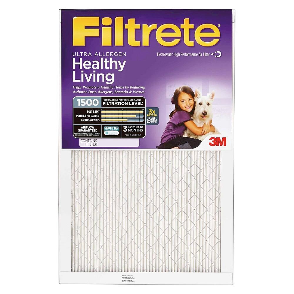 Filtrete Ultra Allergen 16X16, Air Filter