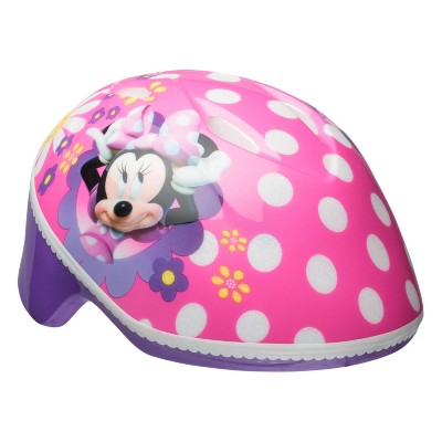 Bell Minnie Mouse Helmet - Toddler