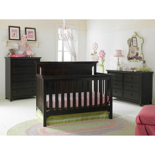 Ti Amo 4 In 1 Convertible Crib Target