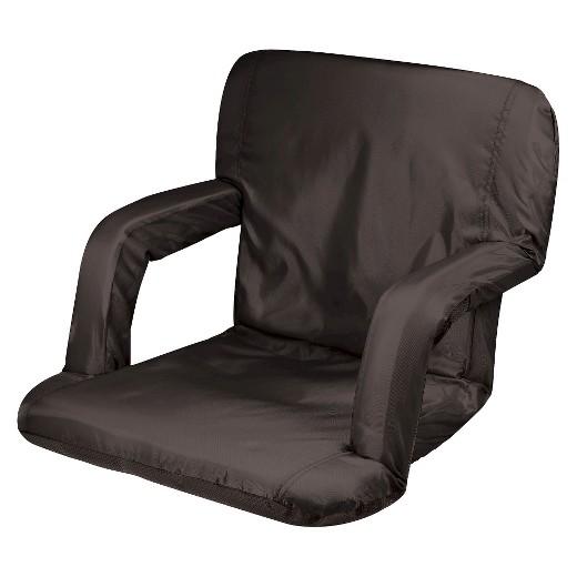 Stadium Seats Product : Picnic time ventura portable stadium seats black