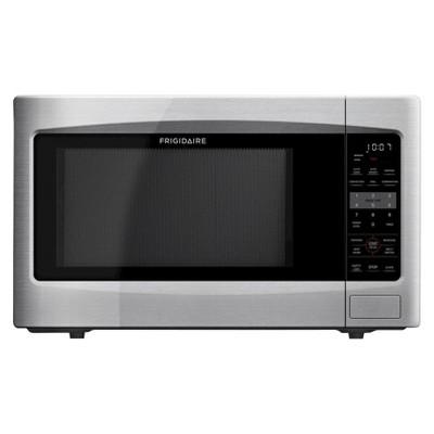 Frigidaire 1.2 Cu. Ft. 1100 Watt Microwave Oven - Stainless Steel FFCT1278LS