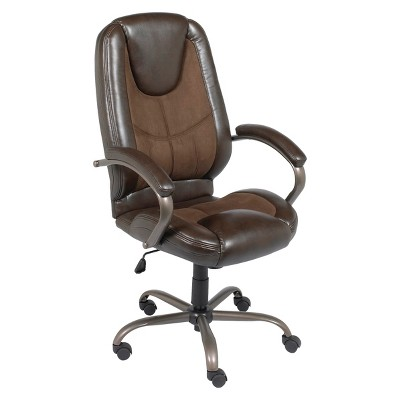 Executive Chair Brown   Z Line