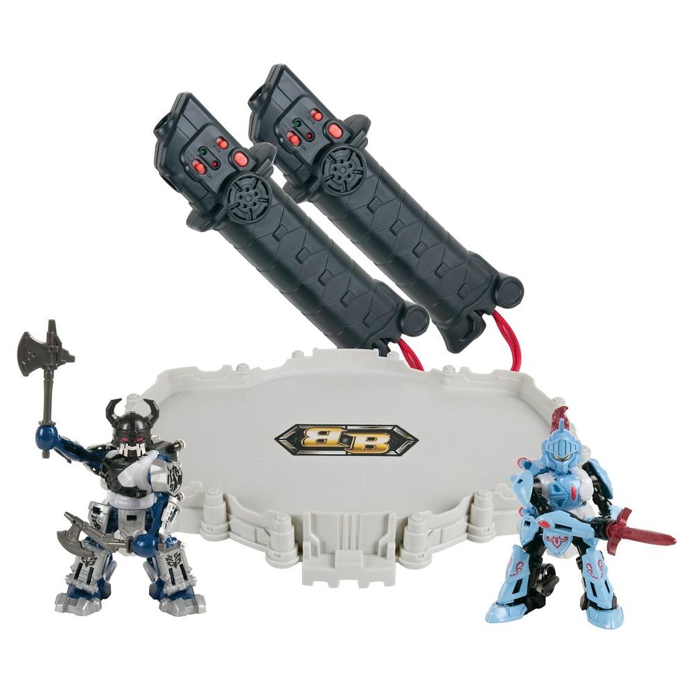 Battroborg Warrior Battle Arena -- Knight vs. Viking