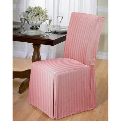 Herringbone Dining Room Chair Slipcover