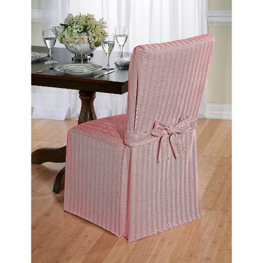 herringbone dining room chair slipcover target sure fit cotton duck short dining room chair sli target