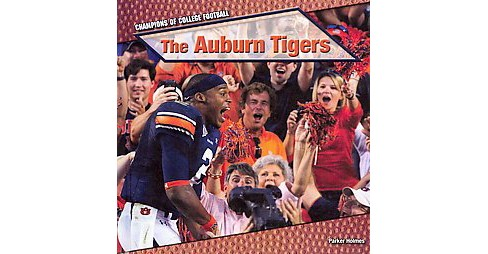 Auburn Tigers (Library) (Parker Holmes) - image 1 of 1