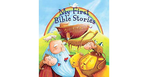 My First Bible Stories (Hardcover) - image 1 of 1