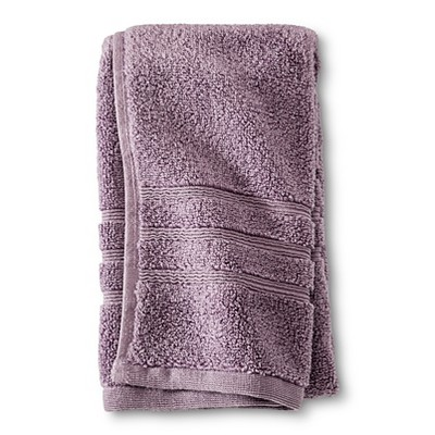 Luxury Hand Towel - Hazy Plum - Fieldcrest™