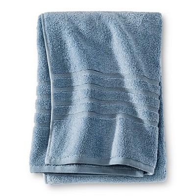 Luxury Bath Towel - Chicory Blue - Fieldcrest™