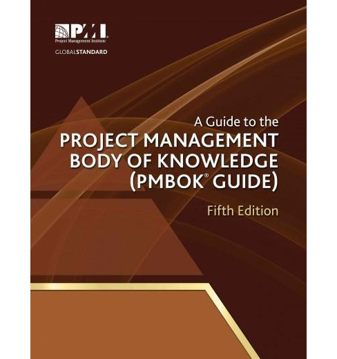 Guide to the Project Management Body of Knowledge : PMBOK Guide (Paperback) - image 1 of 1