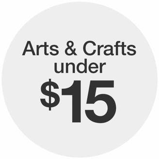 Arts Crafts Under 15