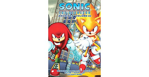 Sonic the Hedgehog Archives 22 (Paperback) - image 1 of 1