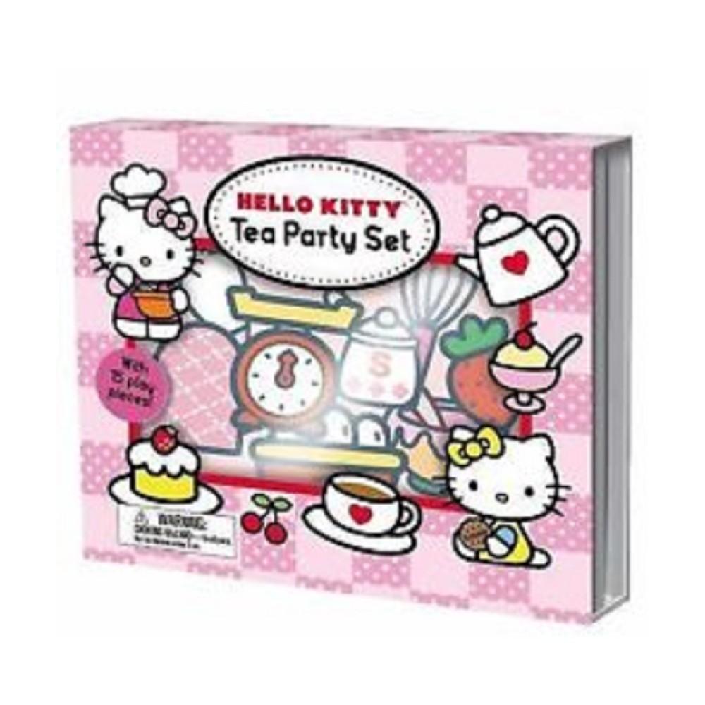 Hello Kitty: Tea Party Set (Hardcover)