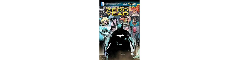 DC Comics ( The New 52) (Hardcover)