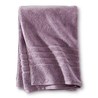 Luxury Bath Sheet - Hazy Plum - Fieldcrest™
