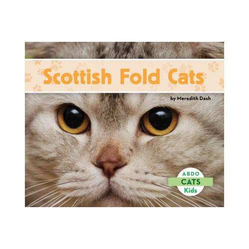 Scottish Fold Cats (Library) (Meredith Dash)