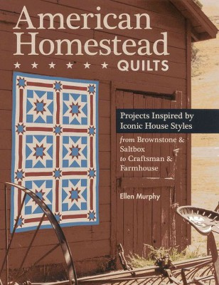 American Homestead Quilts (Paperback)
