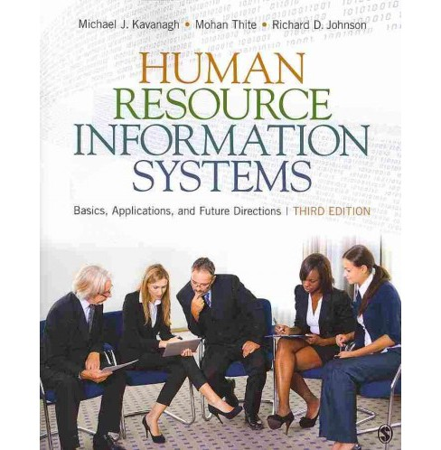 Human Resource Information Systems : Basics, Applications, and Future Directions (Paperback) - image 1 of 1