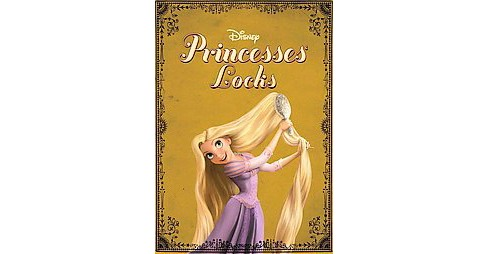 Disney Princess Hairstyles : 40 Amazing Princess Hairstyles With Step by Step Images (Paperback) - image 1 of 1