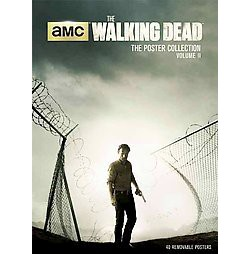 Walking Dead : The Poster Collection: 40 Removable Posters (Vol 2) (Paperback)