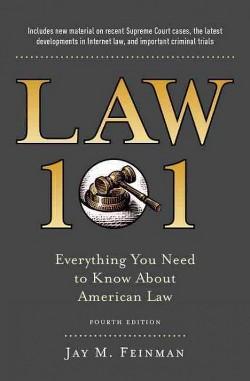 Law 101 (Hardcover) (Jay M. Feinman)