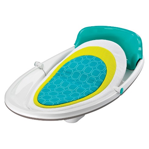 Baby\'s Journey Easy Reach Baby Bath Tub - Aqua : Target