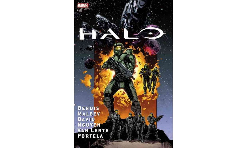 Halo : Fall of Reach (Hardcover) (Brian Reed)