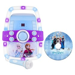Frozen Flashing Light-UP Karaoke (65827)