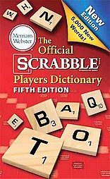 Official Scrabble Players Dictionary (New)(Paperback)