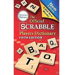 Official Scrabble Players Dictionary (New) (Paperback)