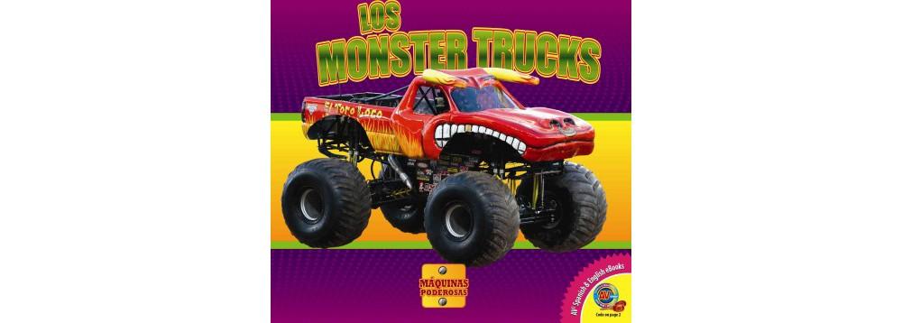 Los monster trucks / Monster Trucks (Library) (Aaron Carr)