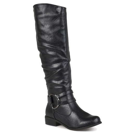 s journee collection charming knee high boots