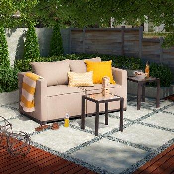 Threshold Lynnhurst 2-Pc. Seating Set