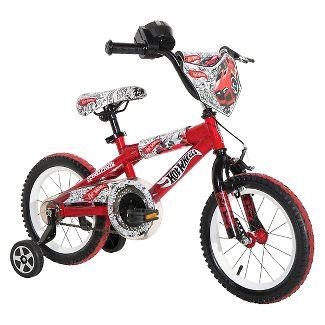 14u0022 Hot Wheels Boys Bike